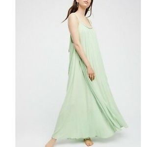 FREE PEOPLE NWOT ENDLESS SUMMER SHOW STOPPER MAXI